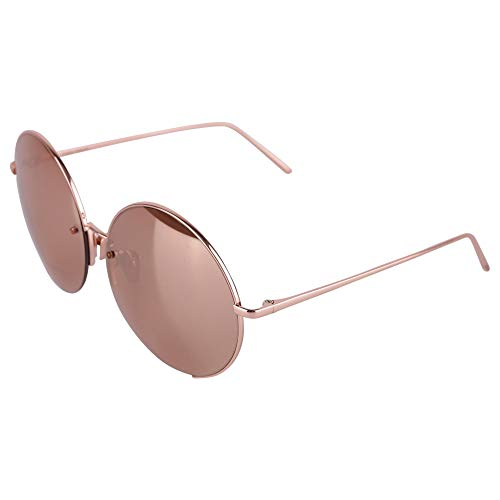 9644c986f04a Linda Farrow Mujer Lfl626c3sunrosgd Bronce Metal Gafas De Sol