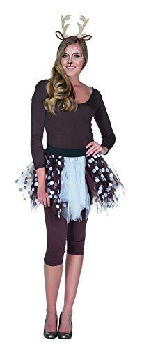 Rubies 13260 Petticoat Rehkitz Reh - Rehkitz Kostüm