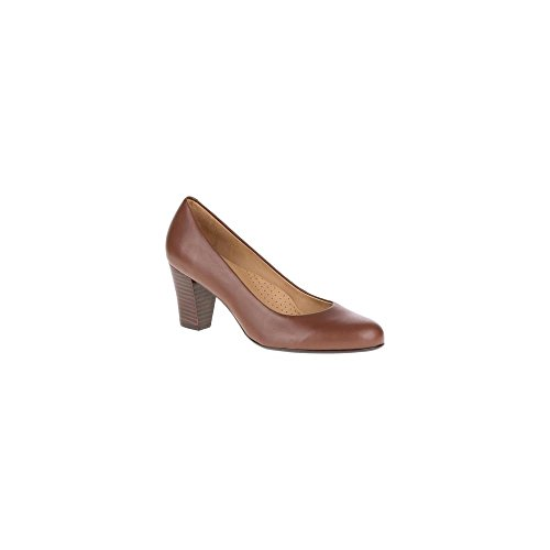 Hush Puppies - Sandali con Zeppa donna , marrone (Tan), 40