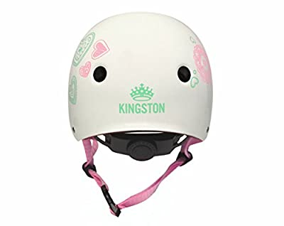 Kingston Soul, Girls Cycle Helmet (54-58cm)