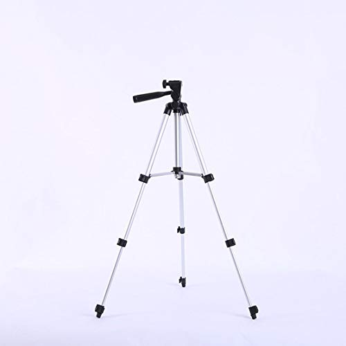 3110-Tre-treppiedi-Macchina-fotografica-digitale-Treppiede-Card-Macchina-fotografica-Dv-Cellulare-Tre-treppiede-Supporto-multiuso-Tre-treppiede-Argento