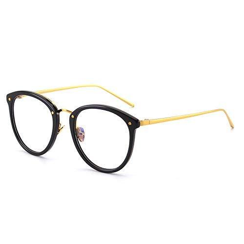 SCJ Wiederbelebung Alter Bräuche aus reinem Titan Brille großes Gesicht der weiblichen Han Ban Chao 's Brille Rahmen weibliche super leicht anastigmatisch verteidigen kurzsichtig fertigen Produk