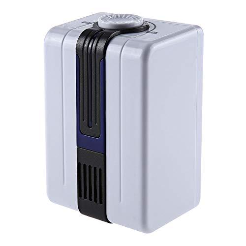 YSCCSY Luftreiniger Negativ Ionisator Ionisator Generator Dauerhaft Ruhig Luftreiniger Entfernen Formaldehyd Rauch Staub Luftreiniger für Zuhause