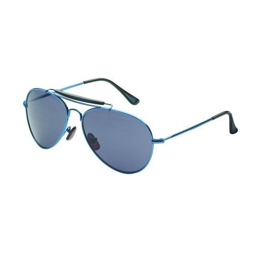 Vans Herren Sonnenbrille M WINGMAN AVIATORS, KC Blue/Black, OS, VJ7UBO3