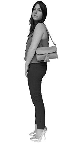 histoireDaccessoires - Mini Sac Cuir Femme - SA000123GV-Dana Bleu