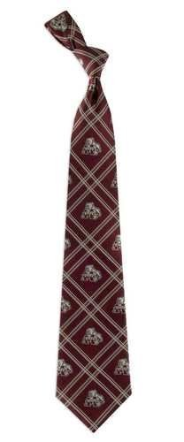 Mississippi State Bulldogs Woven Polyester 2 Adult Tie from Eagles Wings by Eagles Wings Woven Polyester 2 Tie