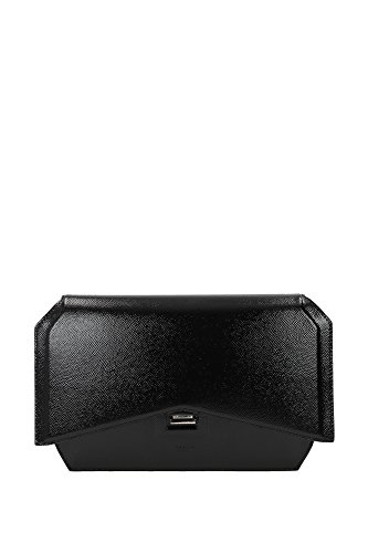 clutches-givenchy-women-patent-leather-black-and-silver-bb05569480001-black-4x18x30-cm