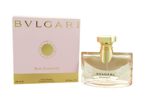 BULGARI Rose Essentielle EDP Vapo 100 ml, 1er Pack (1 x 100 ml) -