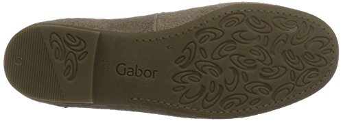Gabor Comfort, Mocassins Femme Marron (wallaby 32)