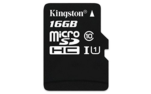 Kingston Industrial Temperature Micro SDHC UHS-I 16GB Class 10 Speicherkarte (nur karte) - 10 Kva Rack