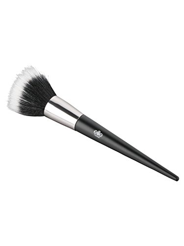 Elite Models (France) Professional Stippling Face Brush / Buffer Brush with for Blending, Spreading and Buffing Powder, Bronzer & Blusher | Premium Quality Imported Beauty Tools and Makeup Brushes for Girls and Make up Artists