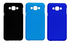 Winsome Deal 3 Pieces of Exclusive Quality Hard Back Cover Case For Samsung Galaxy E7