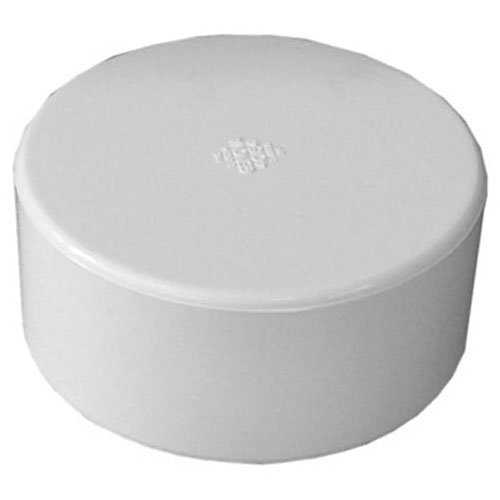 ANVIL INTERNATIONAL 40153 3 Cap Hub Sewer & Drain PVC Fitting by Anvil International -