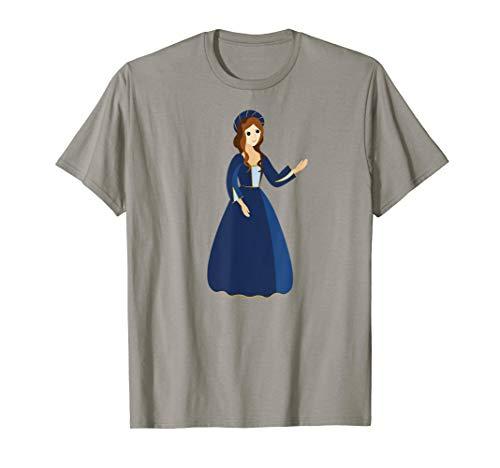 Paar-Kostüm Romeo & Juliet Halloween-Kostüm Juliet T-Shirt (Romeo Und Julia Kostüm Halloween)
