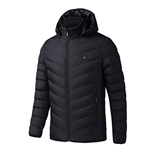 EdBerk74 elektrisch beheizt Mann Jacke Weste Weste Frau Mantel Feder thermische Softshell Jacke Winter Heizung Kleidung Thermal Womens Vest