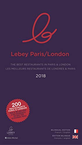 Le Lebey Paris-London 2019: Le meilleur des bistrots Pdf - ePub - Audiolivre Telecharger