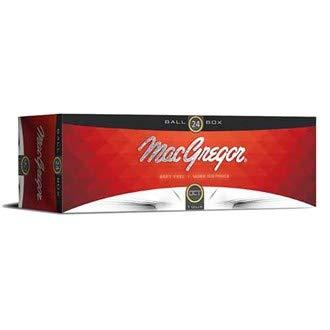 MacGregor DCT Tour Balles de Golf (24Balles)