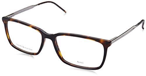 Tommy Hilfiger Sonnenbrille Th 1641 0086 dark havana