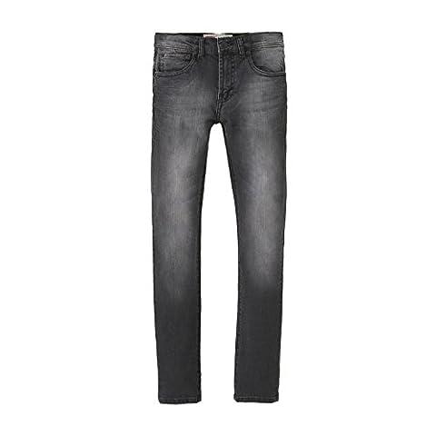 Levi's Kids Pant 510, Jeans Fille, Noir (Black), 12 ans/ 152 cm