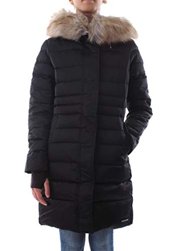 Calvin Klein Jeans Damen Wintermantel schwarz S -