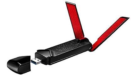 ASUS USB-AC68 - Adaptador Inalámbrico USB 3.0 W...