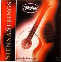 Cordes nylon Sienna String pour guitare de concert usato  Spedito ovunque in Italia