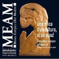 Una mica d'escultura, si us plau! : l'escultura europea del segle XX
