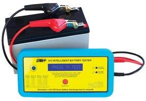 Battery Tester, SLA 612 Act Meter