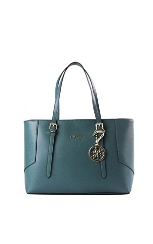 Guess Isabeu E/W Tote Teal