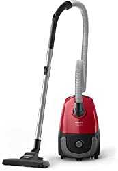 Philips FC8293/01 PowerGo Vacuum Cleaner (Red)