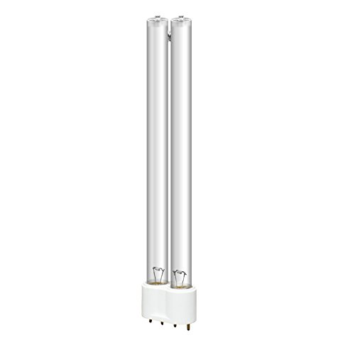 YAOBLUESEA UVC Lampe ersatzlampe uv Ersatzlampe UVC UV Leuchtmittel für UVC,Sockel 2G11 36W