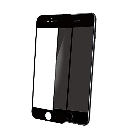 Amazon Brand - Solimo Full Body Tempered Glass for Apple iPhone 6S / 6, with Installation kit