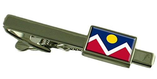 Denver City USA Krawattenklammer
