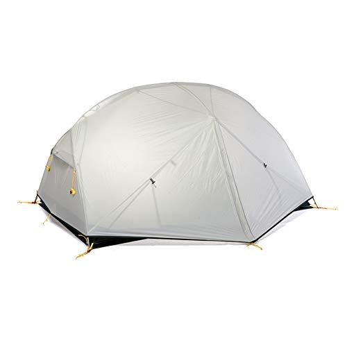 Ultraleichtes Camping Zelt,Tragbare Dome Zelt wasserdicht Sonne unterstände,Zum wandern,Angeln,Parks,Beach,Garten und Outdoor-aktivitäten.-Grau 210x135x100cm(83x53x39inch)