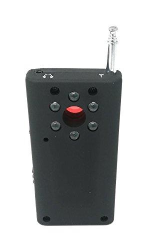 WMG CS ELETTROINGROS detector de micros espías, sistema de grabación de video, señal Radio, ondas electromagnéticas