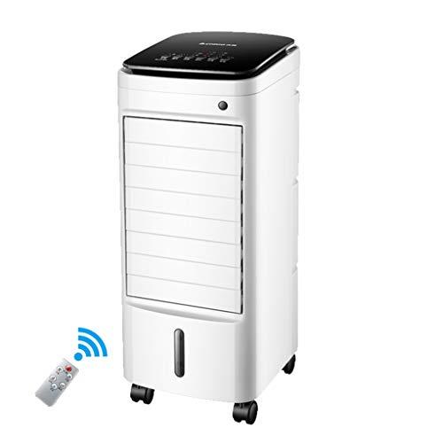 MMZZ Air Cooler Tragbare Klimaanlage, Luftkühler für Fenster-Klimaanlagen, Luftbefeuchter mit Timer, Fernbedienung und abwaschbarem Filter