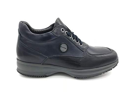 Exton sneaker blu 2029 autunno inverno 2018-2019 eu 43