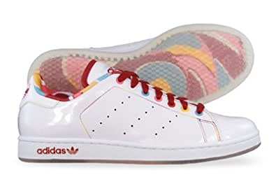 Adidas Originals Stan Smith 2 femmes chaussures / Chaussures - blanc - SIZE EU 41.5