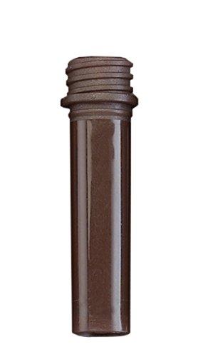 neoLab 7-4593 neoScrew-Micro-Tubes, selbstehend, 2,0 mL, Braun (1000-er Pack)