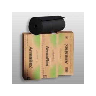 AF Accoflex 19mm/E EX-19.99/E Armaflex 6sqm Box Contents (vgl Aeroflex,Kaiflex,K-Flex)