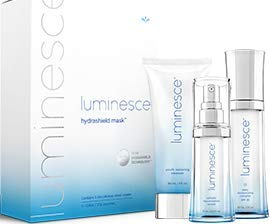 Jeunesse Luminesce Set 4 Items Included Daily moisturizing complex Tagespflege-Youth restoring...