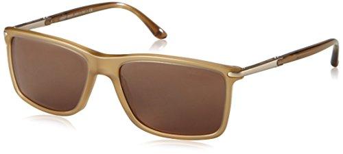 Vogue Eyewear Herren AR8010 Sonnenbrille, Beige (Sand 502873), One size (55)