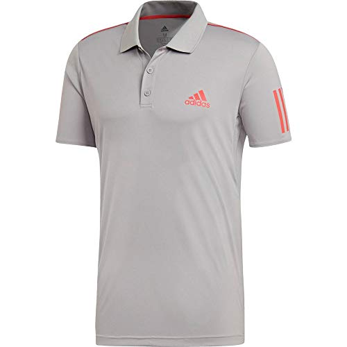 adidas Herren Club 3Str Polohemd, Lgrani/Shored, - 3str Polo Adidas Tennis