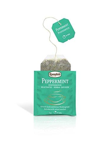 Ronnefeldt Teavelope Peppermint, Kräutertee, Teebeutel (25 x 2,0 g)