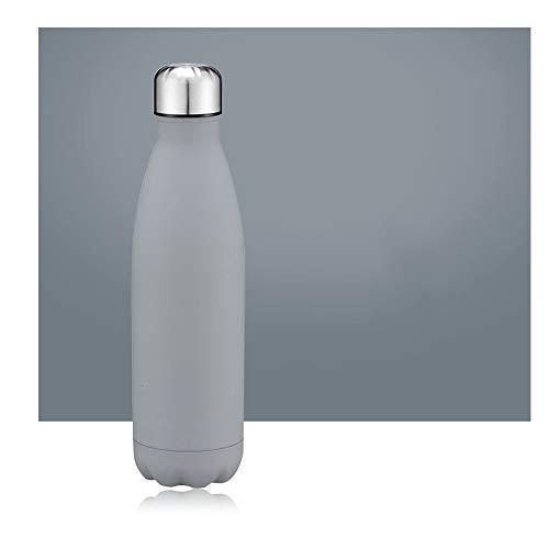 LKlpbwb Thermos Flaschen Kreative farbige cola Flasche Outdoor Sport Tragbare wasserkocher 304 Edelstahl thermosbecher gummiasche Nissan Thermos Mug