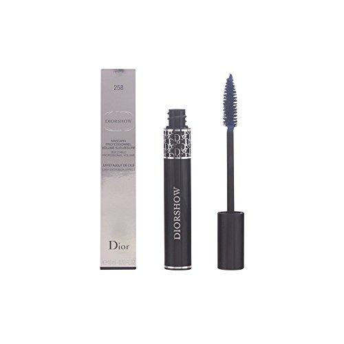 Dior Mascara (DIOR DIORSHOW Wimperntusche #258-blau 10 ml)