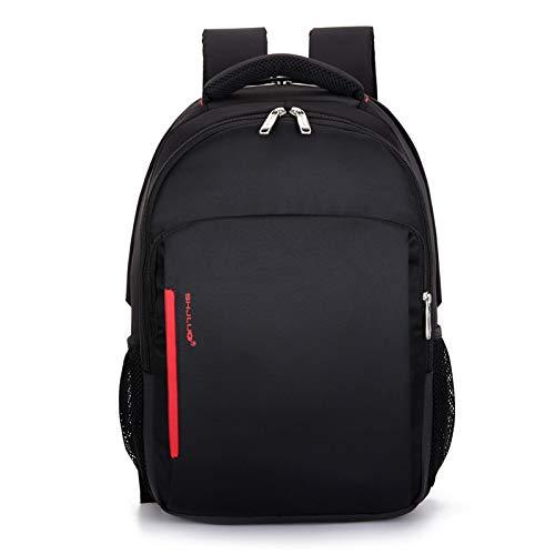 Zaino per scuola zaino classico unisex per laptop da un pollice, daypack con cintura idrorepellente per cintura