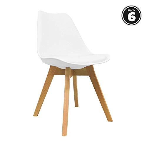 Comparativa de conjunto mesa sillas comedor: mejores ofertas ...