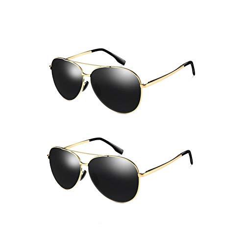 Polarisierte Sonnenbrille Männertrend zur Vermeidung von Blendung