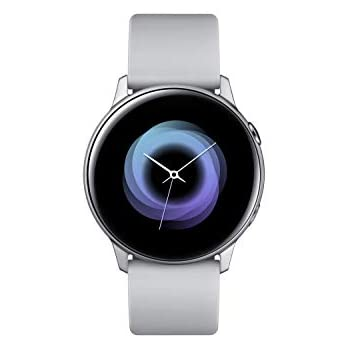 Samsung Galaxy Watch Active Reloj Inteligente Plata SAMOLED 2,79 cm (1.1
